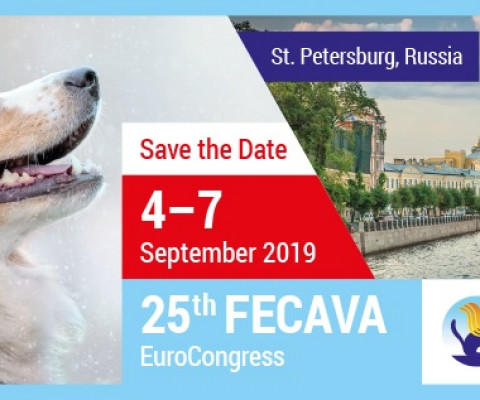 25th FECAVA EuroCongress - Early registration